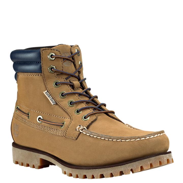Men's Oakwell 7-Eye Moc Toe Boots-