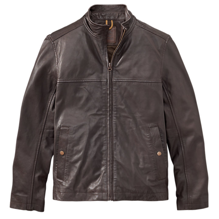 Men's Mount Major Leather Jacket-