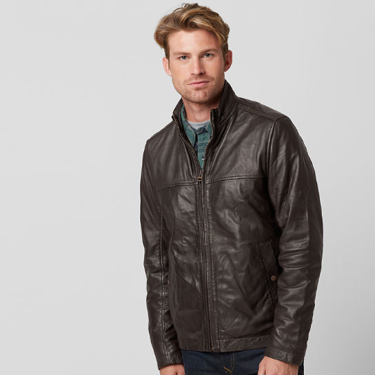 Men's Mount Major Leather Jacket