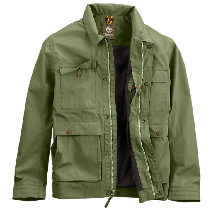Timberland Men S Baker Mountain Waterproof Field Jacket