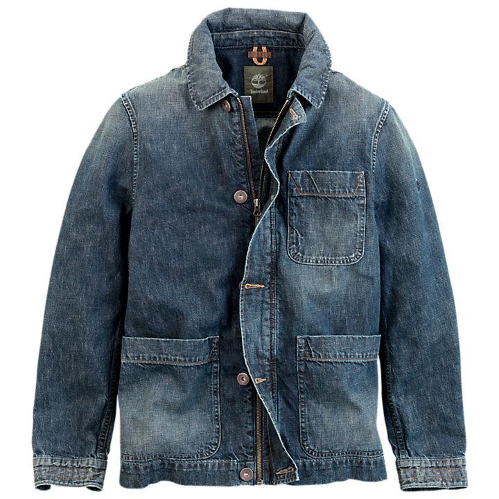 Timberland Men S Mount Stoneham Denim Jacket