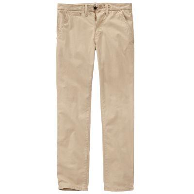 Men's Locke Lake Regular Fit Rugged Chino Pant