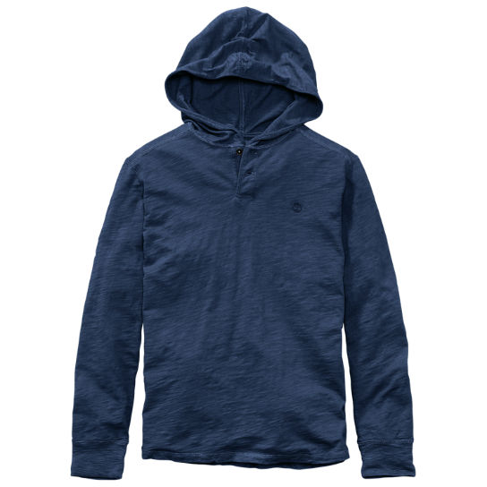 Men's Herring River Lightweight Solid Jersey Hoodie