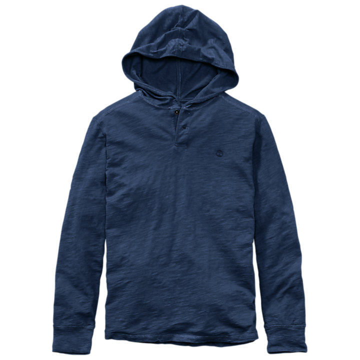 Men's Herring River Lightweight Solid Jersey Hoodie-