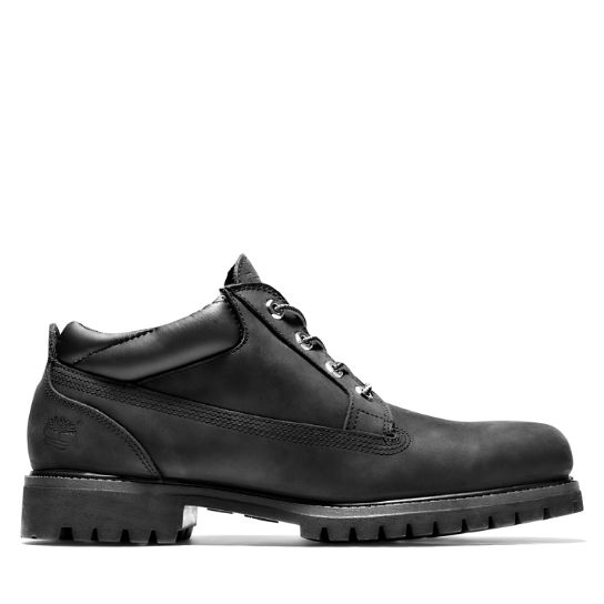 Men's Classic Oxford Waterproof Boots