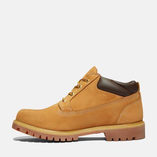 Men's Classic Oxford Waterproof Boots-