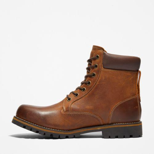 Men's Rugged 6-Inch Waterproof Boots-