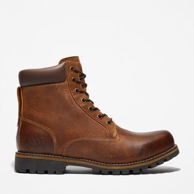 Men's Rugged 6-Inch Waterproof Boots