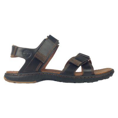 timberland men 39 s hollbrook leather sandals. Black Bedroom Furniture Sets. Home Design Ideas