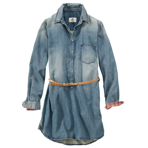 Women's Newfound River Denim Dress-