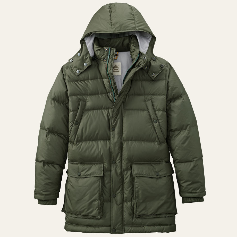 Men's Goose Eye Mountain Down Parka