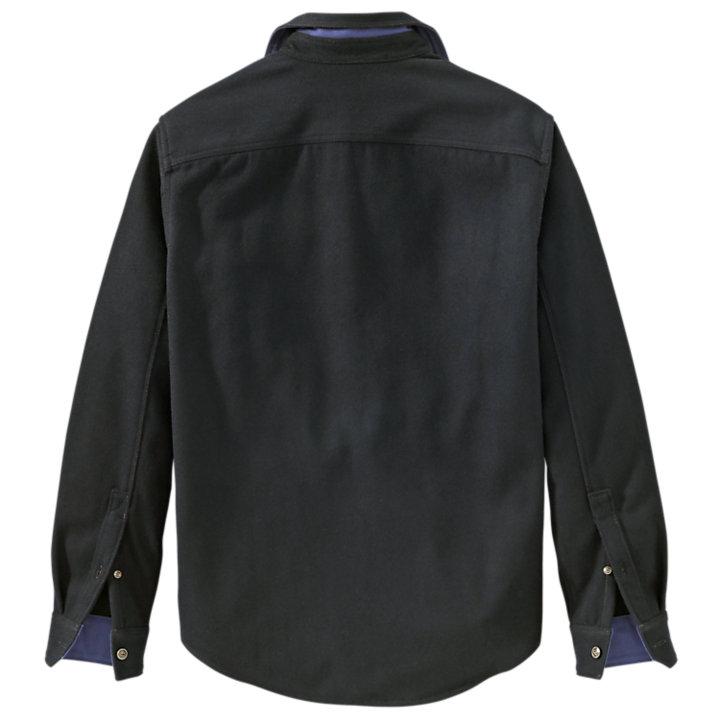 Men's Bass River Wool Blend Shirt Jacket-