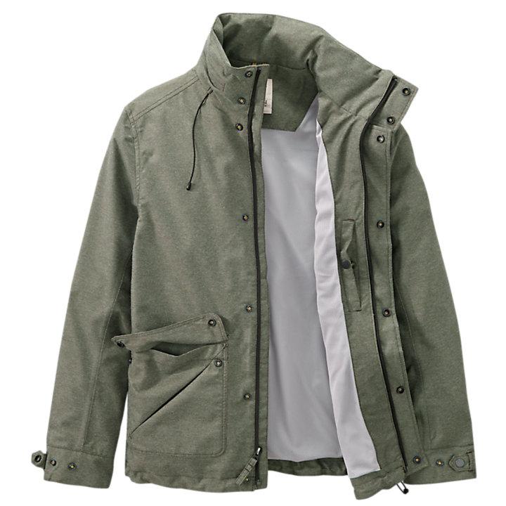 Men S Pico Peak Waterproof Field Jacket Timberland Us Store