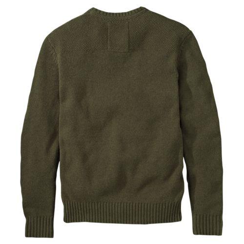 Men's Thames River Lambswool Sweater-