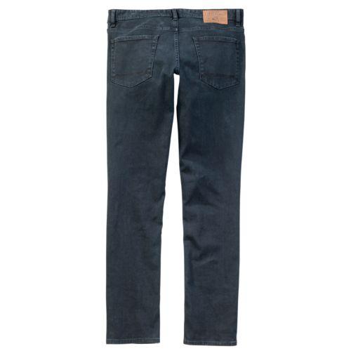 Men's Echo Lake Skinny Fit Black Denim Pant-