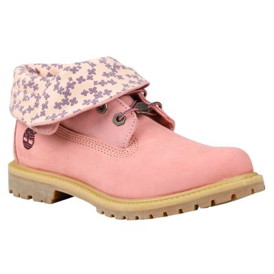 timberland roll top womens boots