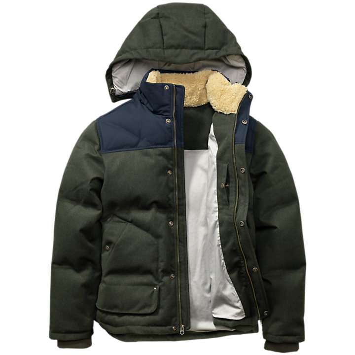 Men's Shrewsbury Peak Waterproof Down Jacket-