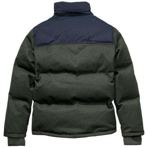 Men's Shrewsbury Peak Waterproof Down Jacket-