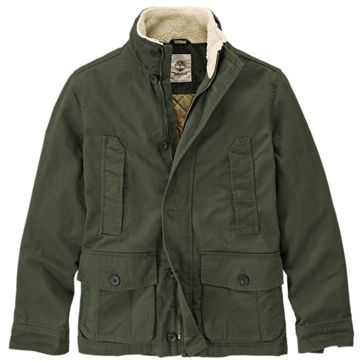 Men S Ragged Mountain Barn Coat Timberland Us Store