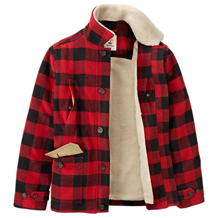 Men's Mt. Hayes Buffalo Plaid Jacket-