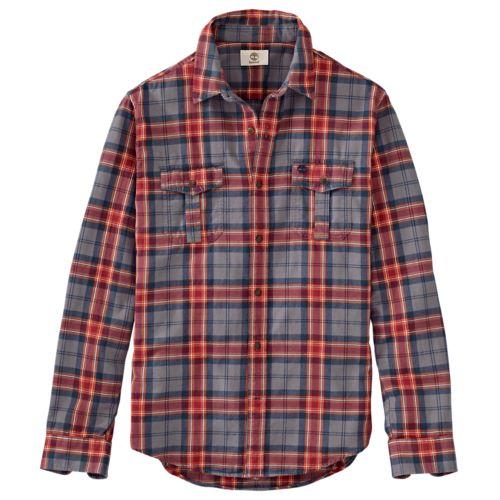 Men's Batson River Plaid Flannel Shirt-