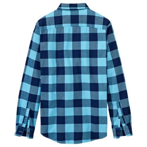 Men's Batson River Buffalo Check Shirt-