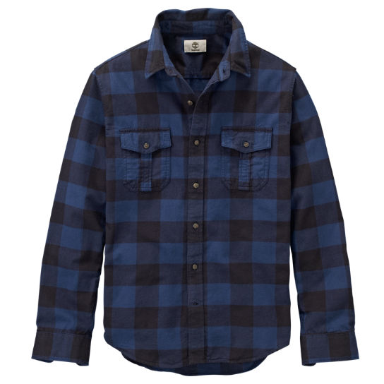 Men's Batson River Buffalo Check Shirt