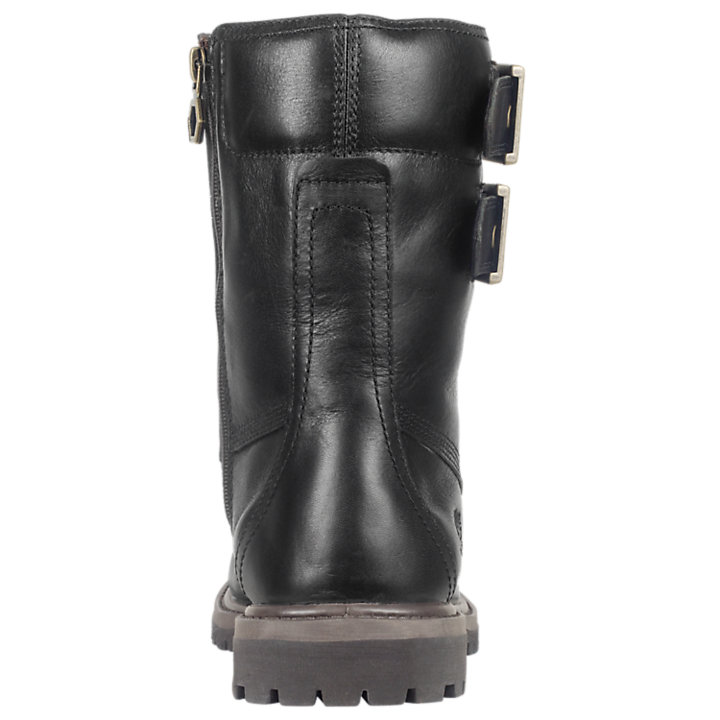 Women's 8 Inch Double Strap Boots