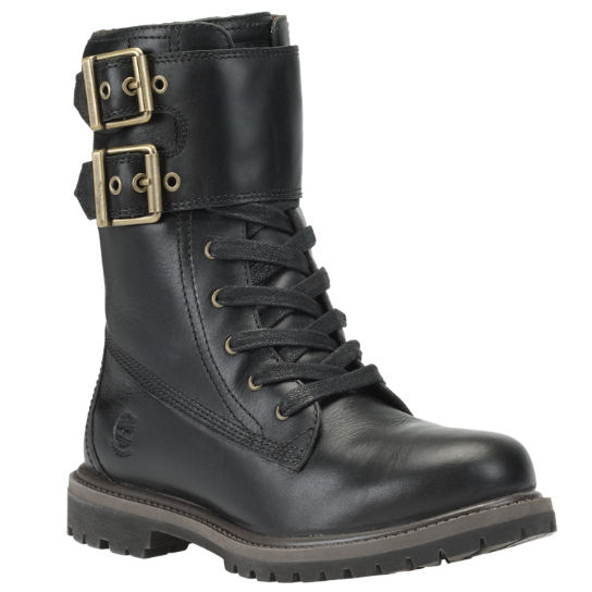 Women's 8-Inch Double-Strap Boots