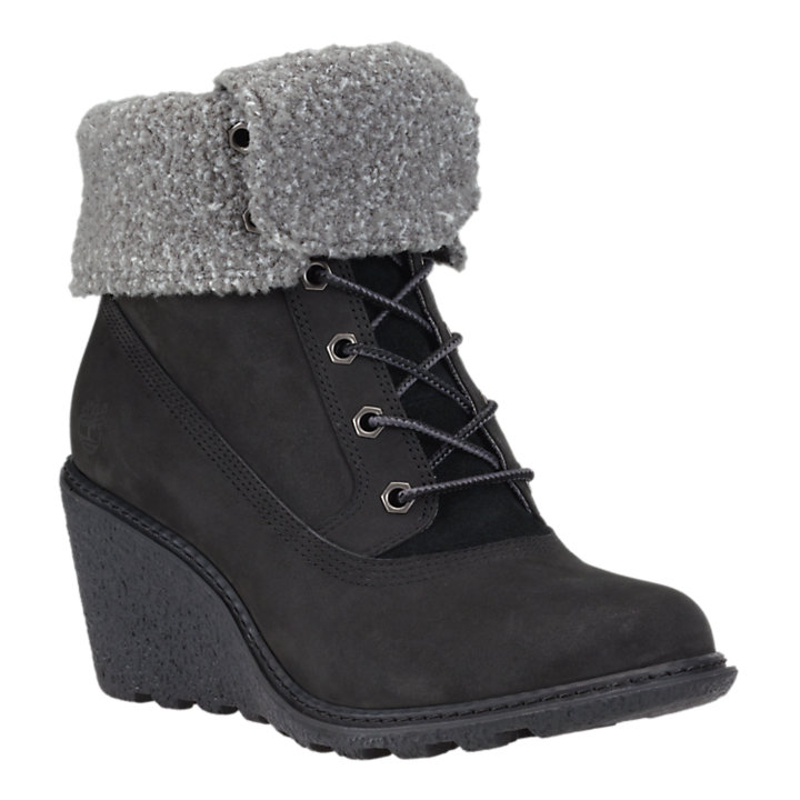 Women's Amston Roll-Top Boots-