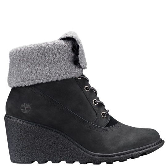 Women's Amston Roll-Top Boots
