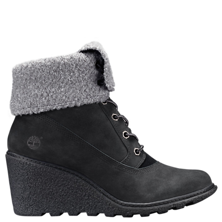 Women's Amston Roll Top Boots