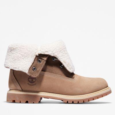 Women's Timberland® Authentics Waterproof Roll-Top Boots