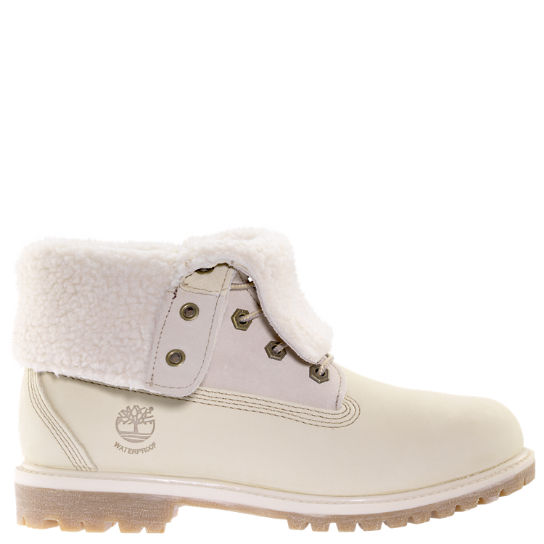 Women's Timberland Authentics Waterproof Fold-Down Boots