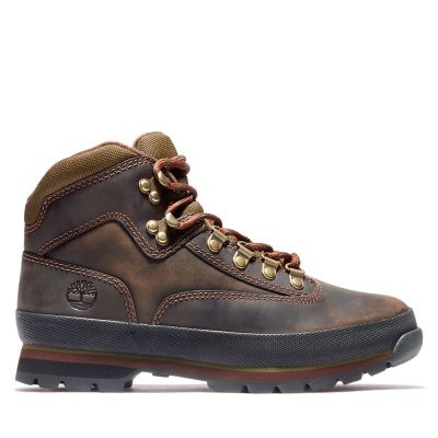 85001b657eb Women's Leather Euro Hiker Boots