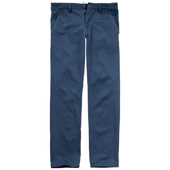 Men's Thompson Lake Slim Fit Chino Pant