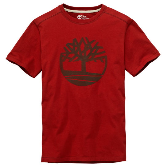 Men's Kennebec River Tree Logo T-Shirt