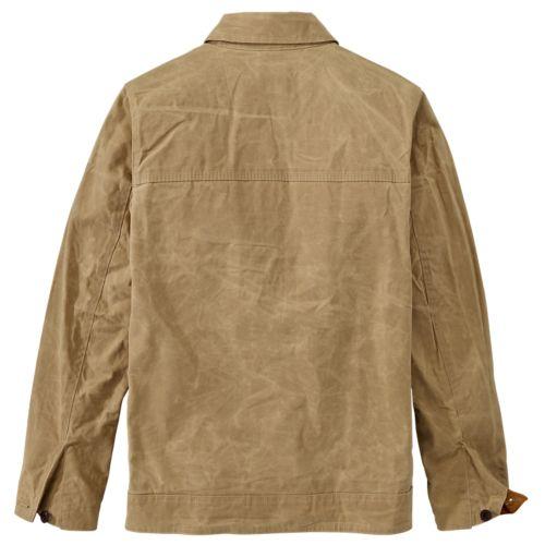 Men's Mount Davis Waxed Chore Coat-