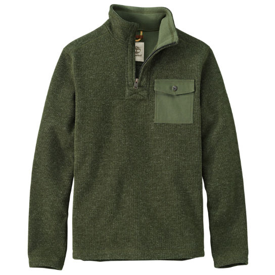 Men's Branch River Quarter-Zip Fleece