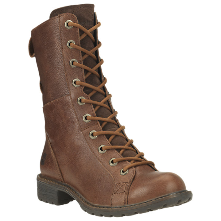 Women's Stoddard Mid Lace Waterproof Boots-