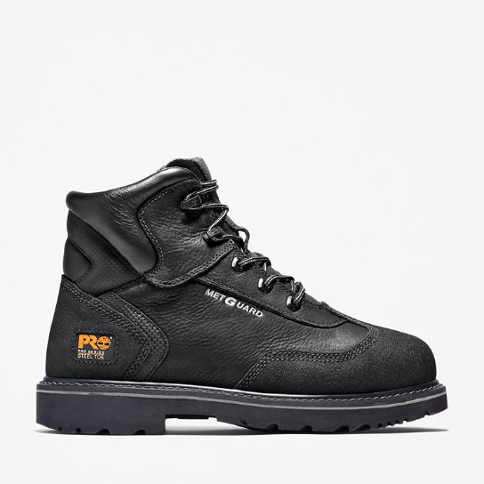 "Men's Timberland PRO® Met Guard 6"" Steel Toe Work Boots"