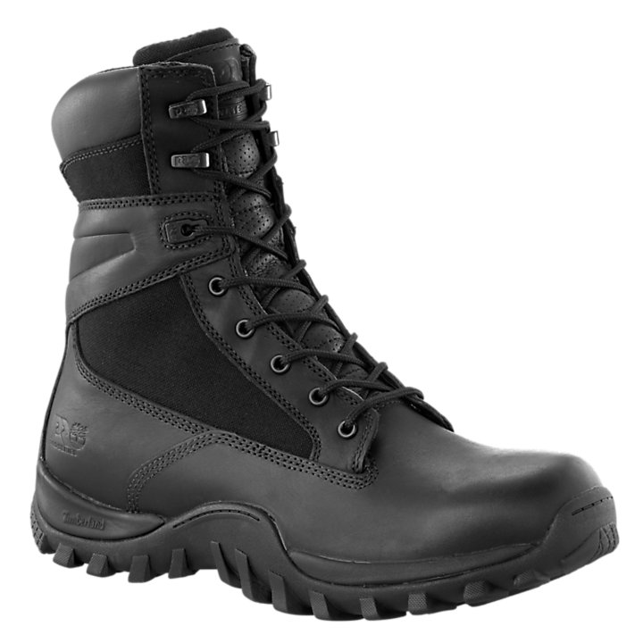 "Timberland PRO® Valor™ 8"" Soft Toe Work Boots-"