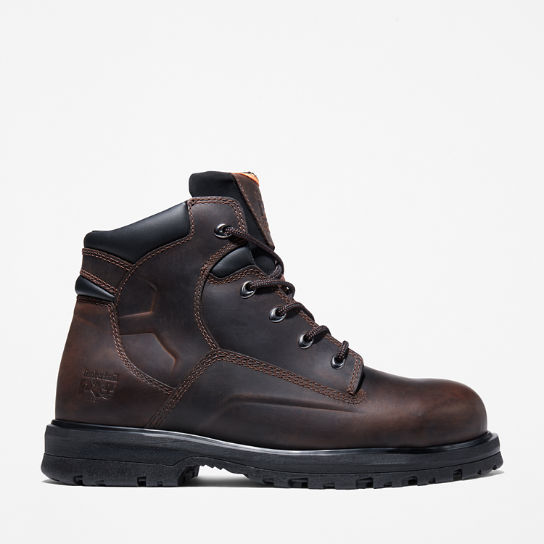 "Men's Timberland PRO® Magnus 6"" Steel Toe Work Boots"