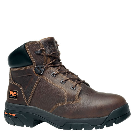 "Men's Timberland PRO® Helix 6"" Soft Toe Work Boots"