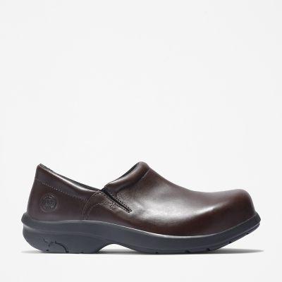 Women's Timberland PRO® Newbury ESD Slip-On Alloy Toe
