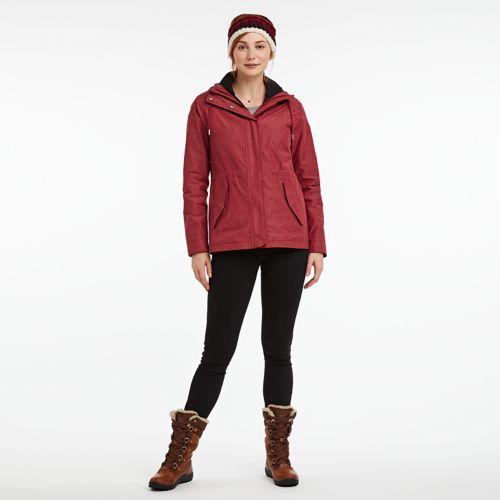 Women's Mount Hope Mid Waterproof Boots-