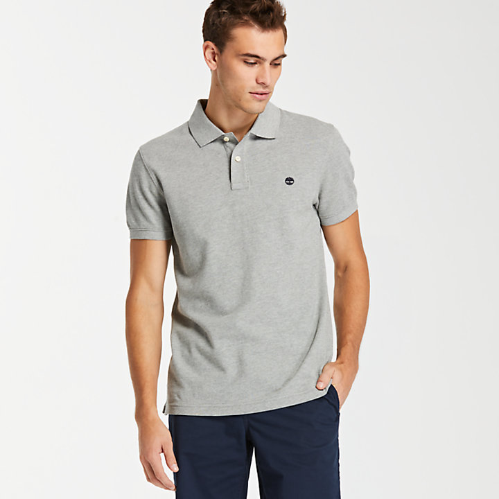 0160af8f1 Men's Millers River Pique Polo Shirt | Timberland US Store