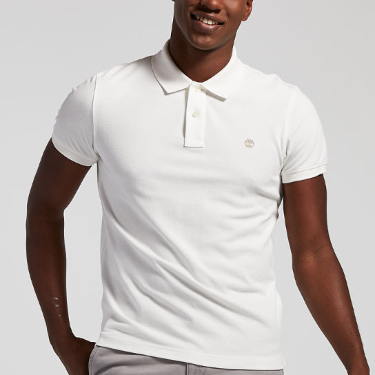 Men's Millers River Pique Polo Shirt