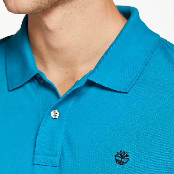 Men's Millers River Pique Polo Shirt-
