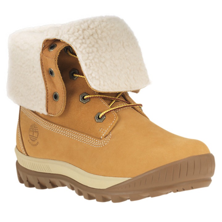 Women's Woodhaven Fleece-Lined Waterproof Boots-